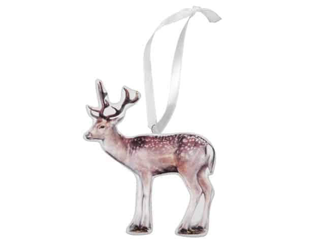 Eightmood Deer Hanging Christmas Tree Ornament