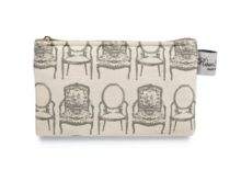 RawXclusive Chairs Makeup Bag 21cm wide