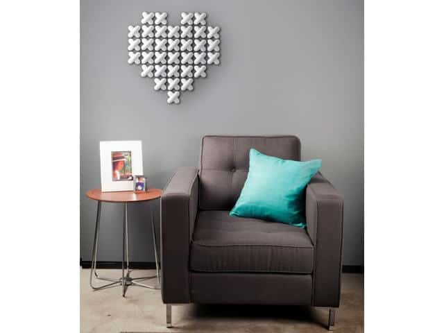 Umbra Cross Stitch Wall Art