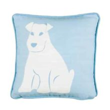 White Rabbit England Dog Luxury Baby Cushion