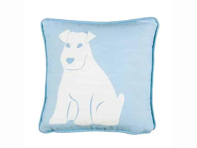 White Rabbit England Dog Luxury Baby Cushion