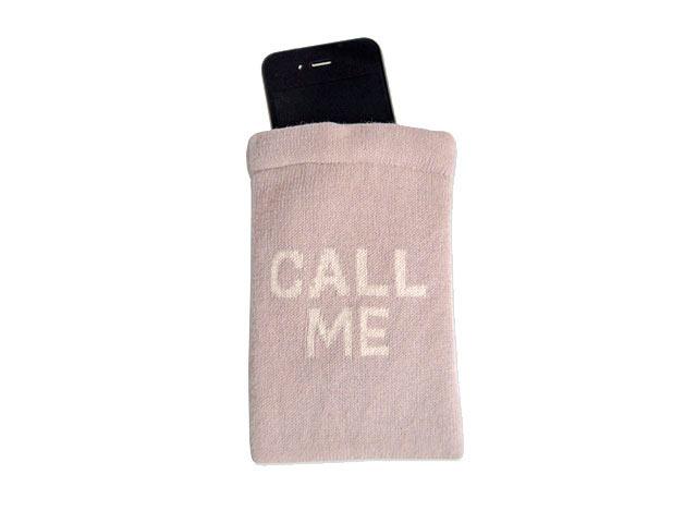 Shruti Call Me Mobile Phone Cover