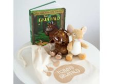 Gruffalo Book and Soft Toy child's gift set