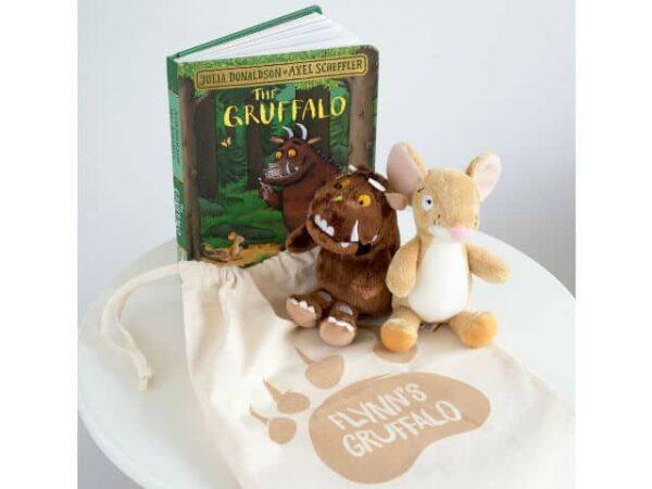 Gruffalo Book and Soft Toy child's gift set