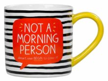 Happy Jackson not a morning person Ceramic Mug