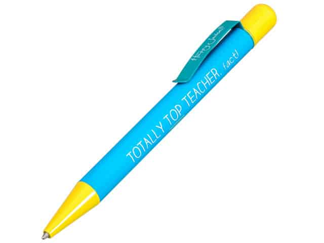 Happy Jackson Top Teacher Ballpoint Pen