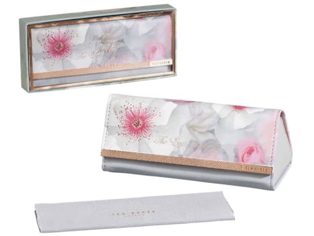 Ted Baker Chelsea Border Glasses Case