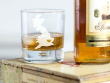 Home Is Where The Heart Is Personalised Whisky Glass