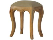 Chantilly Dressing Table Stool with Seatpad