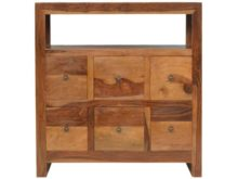 Sheesham Solid Wood Media TV Stand