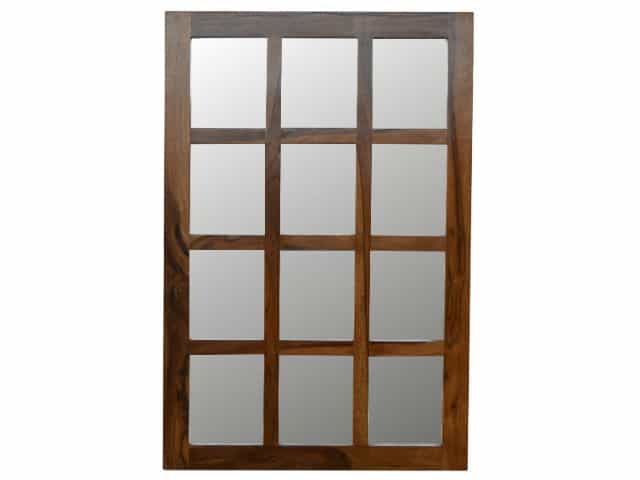 Sheesham Wood Mirror Frame