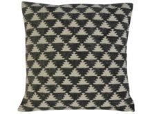 Durrie Geometric Square Cushion 50cm Square