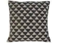 Durrie Geometric Square Cushion 50cm Square