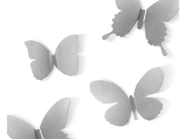 Umbra Umbra Mariposa Metal Wall Decor