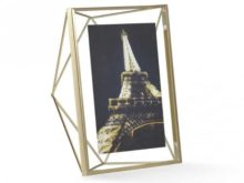 Umbra Prisma Matte Brass Photo Display 13x18cm 5x7