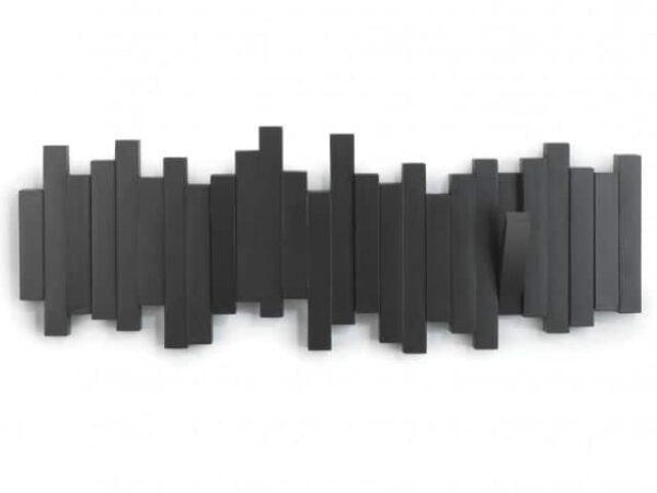 Umbra Sticks Multi Hook Black