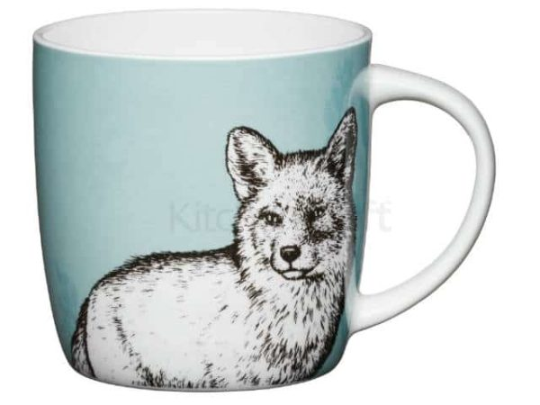 Woodland Collection Fox Barrel Mug