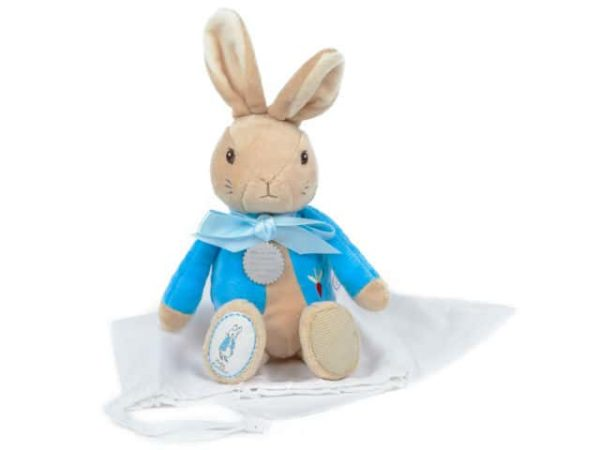 Personalised My First Peter Rabbit Soft Toy