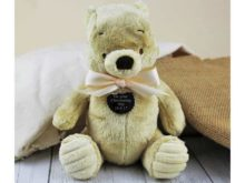 Personalised Winnie the Pooh Bear Soft Toy