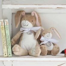 Personalised Nutbrown Hare Soft Toy