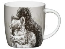 Woodland Collection Squirrel Barrel Mug