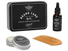 Gentlemens Hardware Beard Care Kit