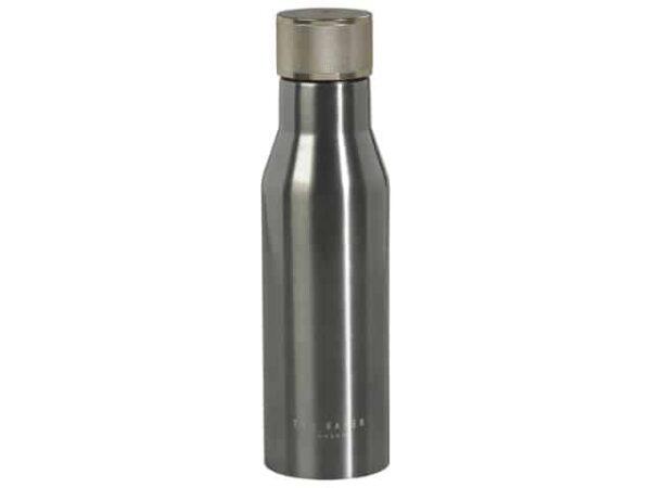 Ted Baker Gunmetal Water Bottle 500ml