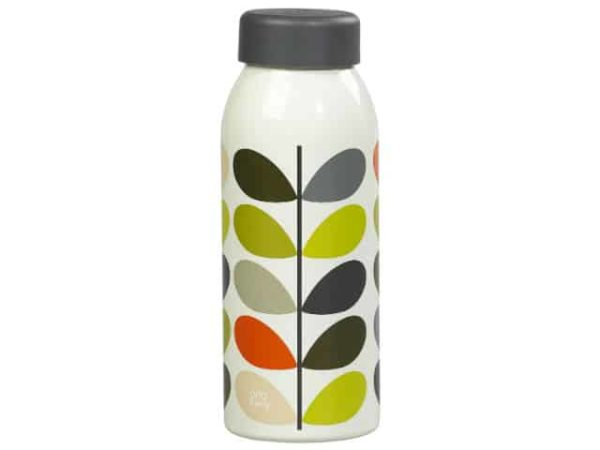 Orla Kiely Insulated Water Bottle Multi Stem