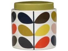 Orla Kiely 1l Storage Jar Multi Stem