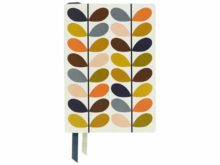 Orla Kiely Multi Stem Notebook A5