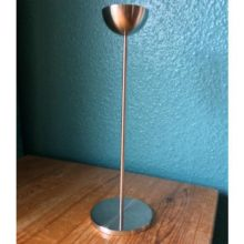 Stainless Steel Nightlight Candle Holder