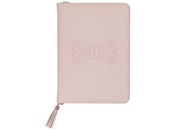Ted Baker Pink A5 Folio case