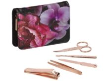 Ted Baker Manicure Set Black Splendour