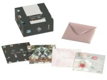 Ted Baker Note Card Set Linear Gem