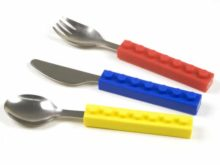 Fred Snack And Stack Children's Utensils
