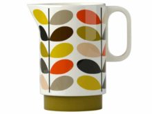 Orla Kiely Ceramic Pitcher