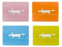 Scion Mr Fox Placemats Set of 4