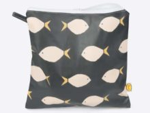 Anorak Fish Large Toiletry Bag