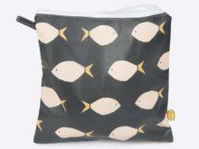 Anorak Fish Large Toiletry Bag