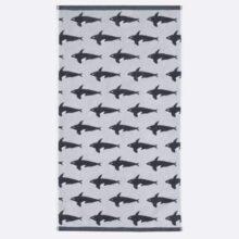 Anorak Orca Hand Towel
