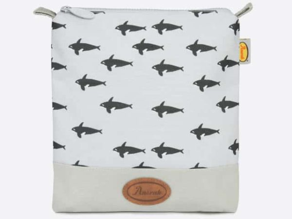 Anorak Orca Wash Pouch