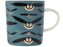 I Like Birds Puffin Mug