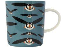 I Like Birds Puffin Mug