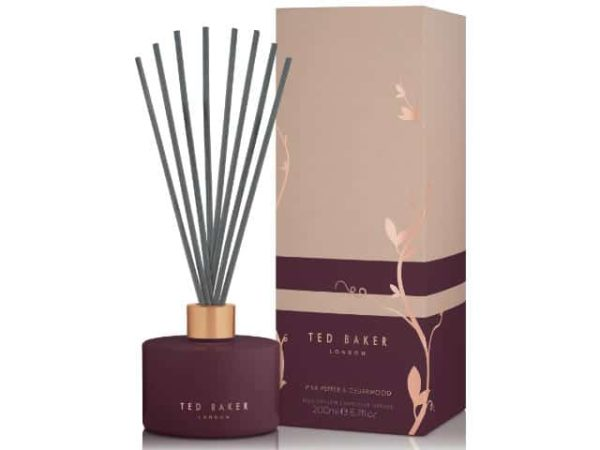 Ted Baker Residence Scent Diffuser Pink Pepper & Cedarwood