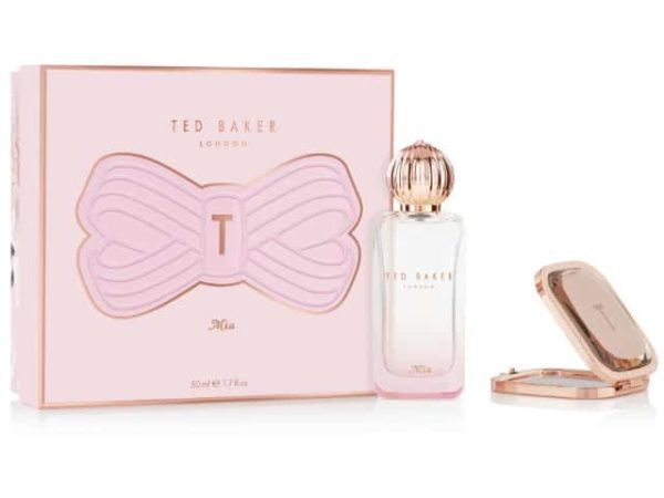 Teds Perfect Pair Ted Baker Perfume and Mirror Set