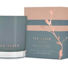 Ted Baker Residence Fig And Olive Blossom Candle