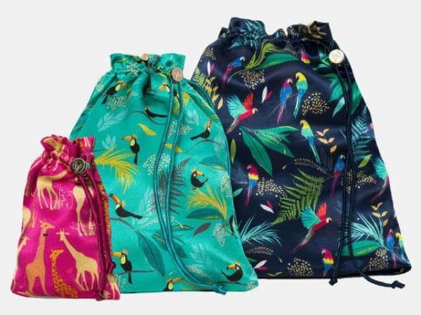 Sara Miller Tropical Travel Bags