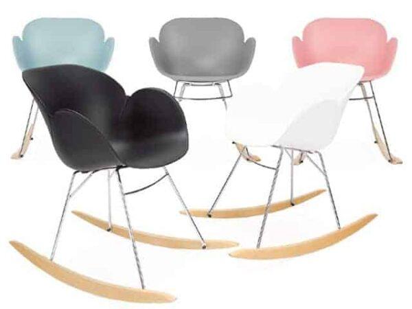Knebel Design Contemporary Rocking Armchair