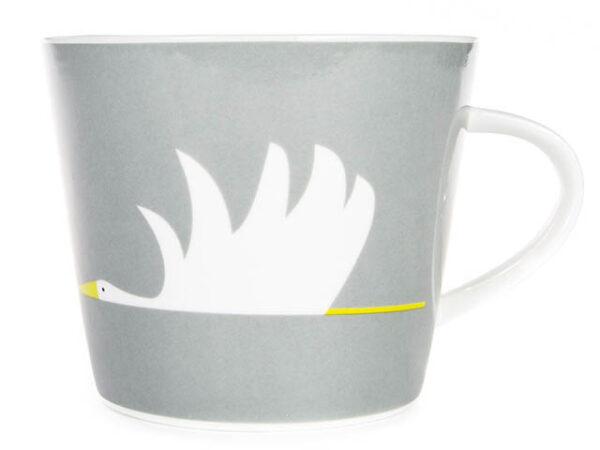 Scion Colin Crane Dove Grey Standard Mug 350ml