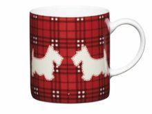 Kitchencraft Scottie Dog Espresso Cup